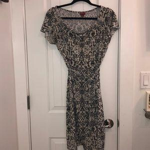 Merona Snakeskin Dress